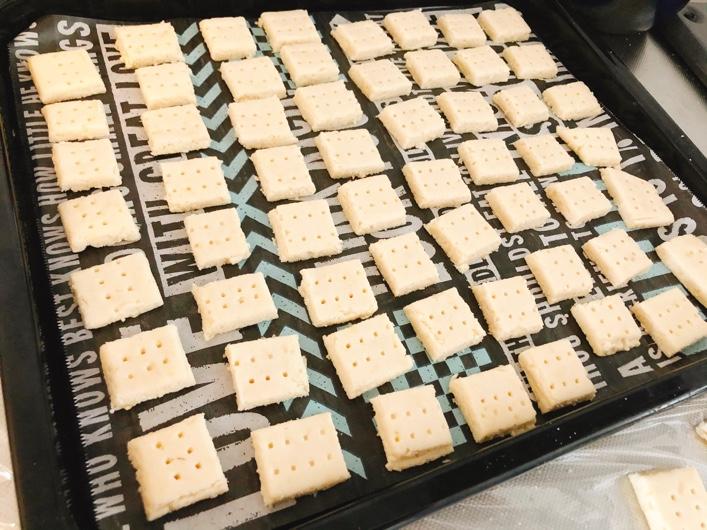 おからクッキーの作り方
