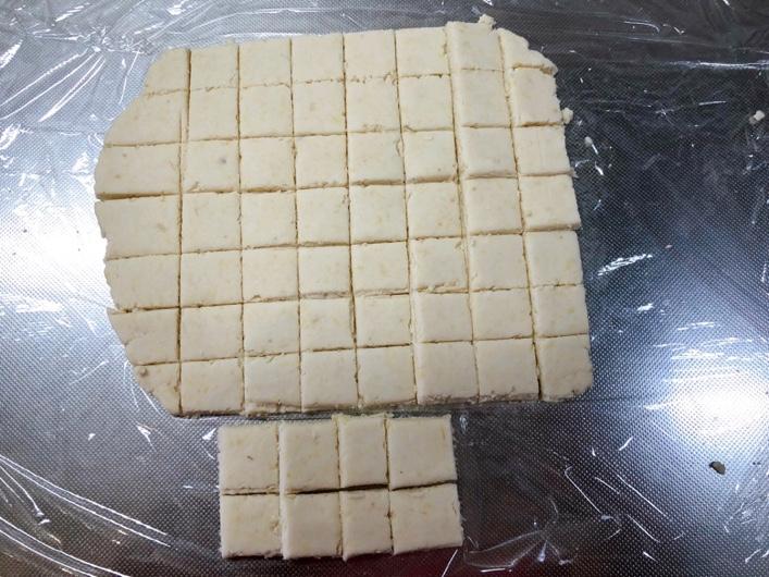 おからクッキーのレシピ