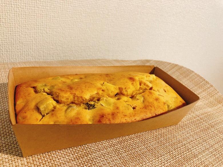 グルテンフリーパウンドケーキのレシピ